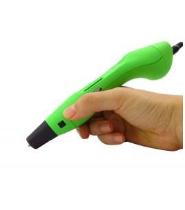 3D ручка с oLED экраном V3 (зеленая)