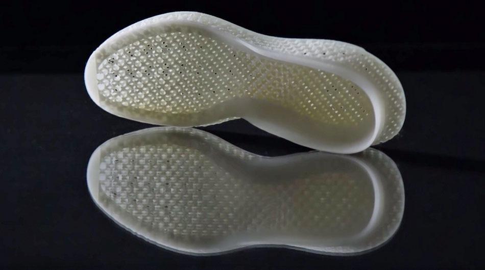 3D печатная подошва Адидас