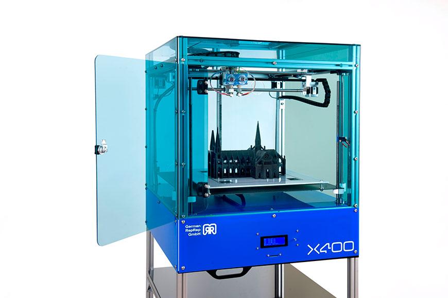 3D принтер RepRap X400