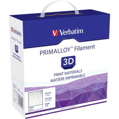 PRIMALLOY 1.75 мм белый Verbatim