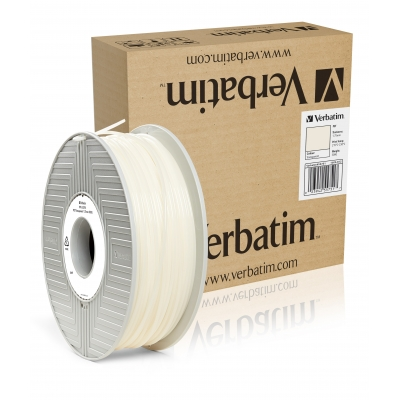 PET 1.75 мм прозрачный пластик для 3D печати Verbatim