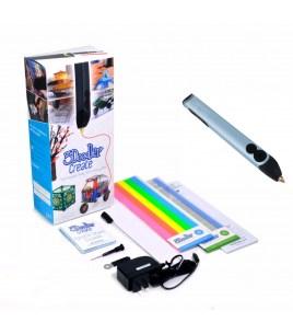 3D ручка 3Doodler Create голубая