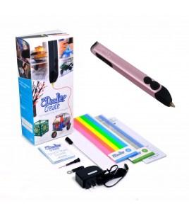3D ручка 3Doodler Create розовая