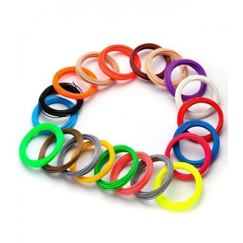 PLA Пластик Для 3D Ручки (18 цветов)