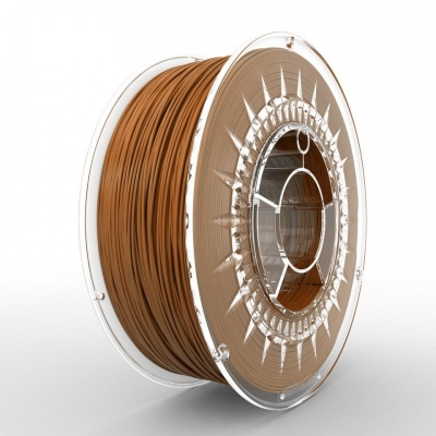 PLA 1.75 мм Медный Пластик Для 3D Печати Devil Design (Польша)