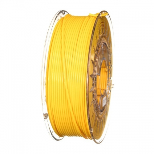 PLA 2.85 мм Ярко-Желтый Пластик Для 3D Печати Devil Design (Польша)