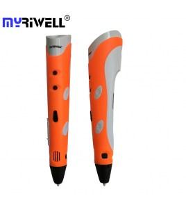 3D Ручка Myriwell RP-100A Красная (Red)