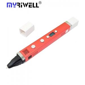 3D Ручка Myriwell RP-100C Красная (Red)
