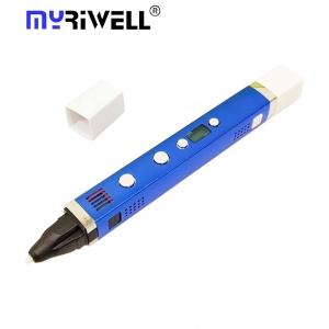 3D Ручка Myriwell RP-100C Синяя (Blue)