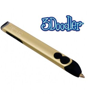 3D Ручка 3Doodler Create (Золотая)