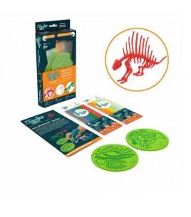 Набор Аксессуаров Для 3D Ручки 3Doodler Start - Динозавр