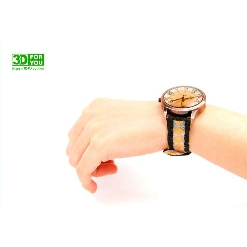 Часы (трафарет для 3D ручки)
