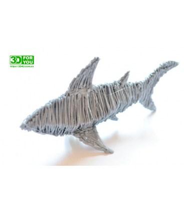 Акула (трафарет для 3D ручки)
