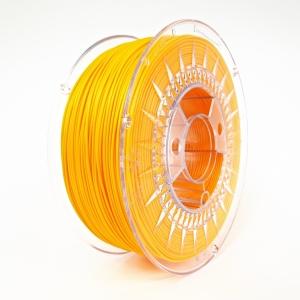 PLA 1.75 мм Ярко-Оранжевый Пластик Для 3D Печати Devil Design (Польша)