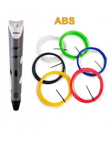 3D-Ручка MyRiwell RP-100A + 30 м ABS...