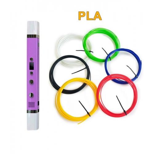 3D-Ручка MyRiwell RP-100C + 30 м PLA...
