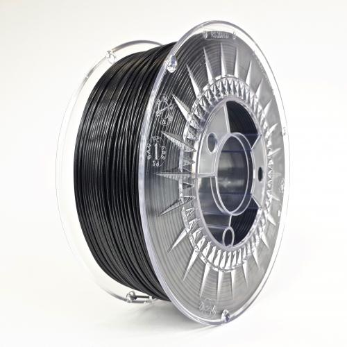 PLA 1.75 мм Черный GALAXY Пластик Для 3D Печати Devil Design (Польша)
