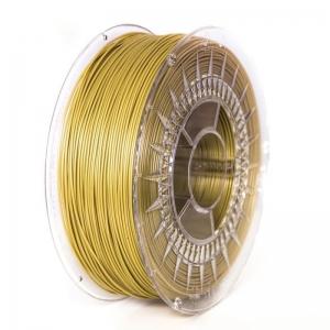 ABS+ 1.75 мм золотой пластик для 3D печати Devil Design (Польша)