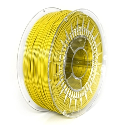 ABS пластик Devil Design (Польша) 1.75 мм желтый