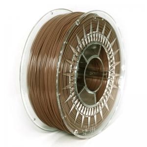 ABS+ 1.75 мм коричневый пластик для 3D печати Devil Design (Польша)