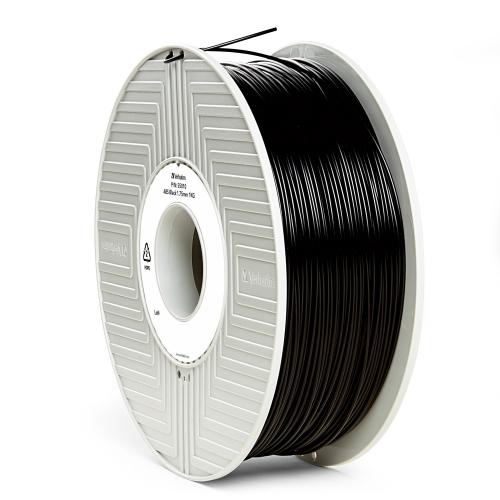 ABS пластик 1.75 мм черный Verbatim
