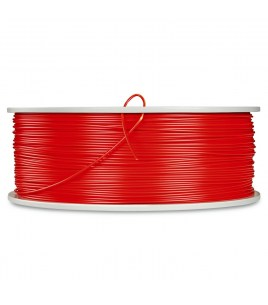 ABS 1.75 мм красный пластик для 3D печати Verbatim