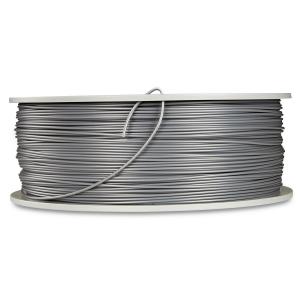 ABS 1.75 мм Серебристый Пластик Для 3D Печати Verbatim