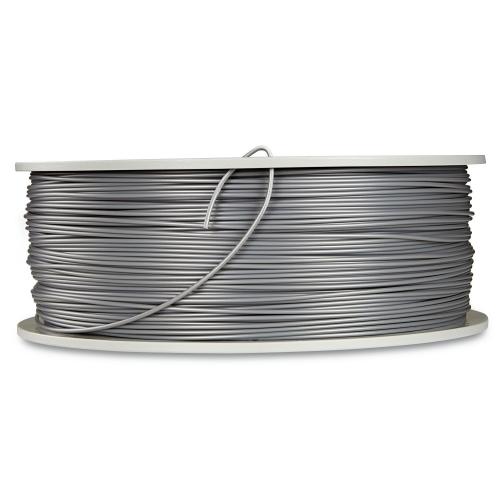 ABS пластик 1.75 мм серебряный Verbatim