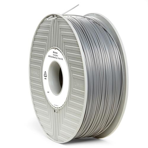 ABS 1.75 мм Сріблястий Пластик Для 3D Друку Verbatim