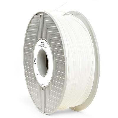 ABS 1.75 мм Білий Пластик Для 3D Друку Verbatim