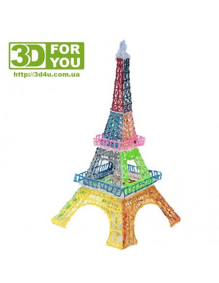 эйфелева башня рисунок для 3д ручки