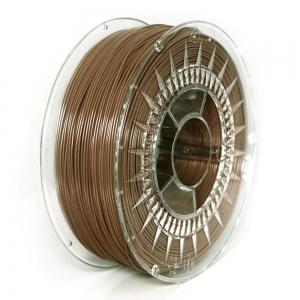 PLA 1.75 мм коричневый пластик для 3D печати Devil Design (Польша)