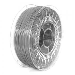 PLA 1.75 мм серый пластик для 3D печати Devil Design (Польша)