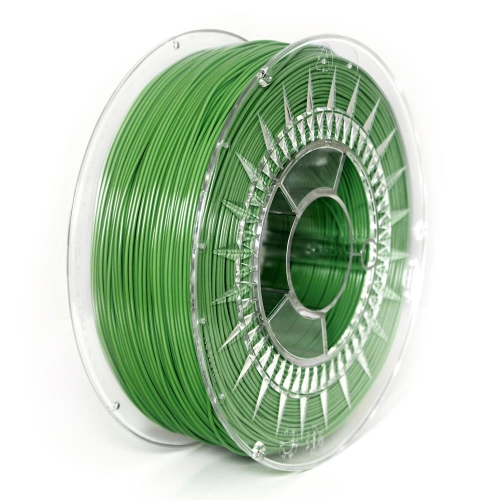 PLA пластик 1.75 мм зеленый Devil Design (Польша)
