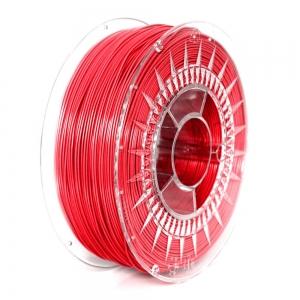 PLA 1.75 мм красный пластик для 3D печати Devil Design (Польша)