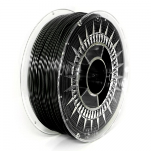 PLA пластик 1.75 мм черный Devil Design (Польша)