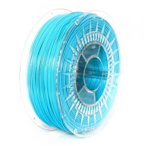 PLA 1.75 мм голубой пластик для 3D печати Devil Design (Польша)