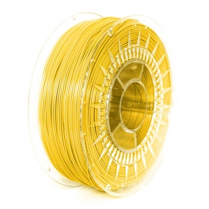 PLA 1.75 мм Ярко-Желтый Пластик Для 3D Печати Devil Design (Польша)