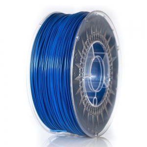 PLA 1.75 мм синий пластик для 3D печати Devil Design (Польша)