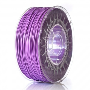 PLA 1.75 мм фиолетовый пластик для 3D печати Devil Design (Польша)