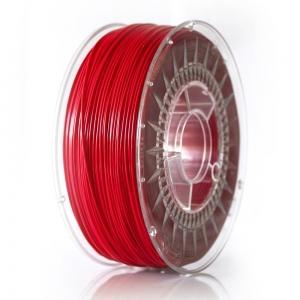 ABS+ 1.75 мм малиновый пластик для 3D печати Devil Design (Польша)