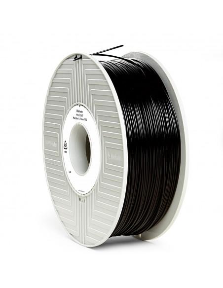 PLA пластик 2.85 мм черный Verbatim