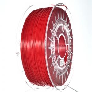 PLA 1.75 мм Ярко-Красный Пластик Для 3D Печати Devil Design (Польша)