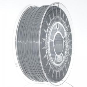 PET G 1.75 мм серый пластик для 3D печати Devil Design (Польша)