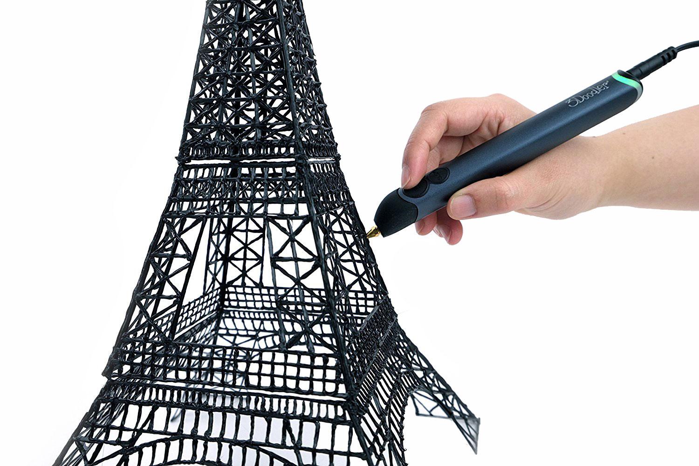 Малювання 3D ручкою 3Doodler