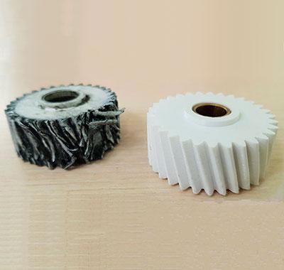 Шестерня кухонного комбайна на 3D принтере