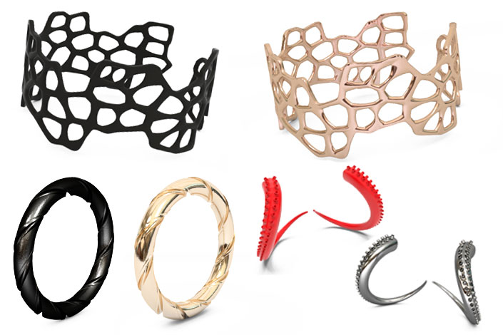 3D печать ювелирных изделий для профессионалов