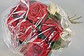 Упаковка для цветов из PLA