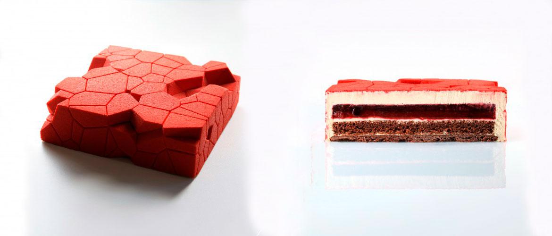 3D торт Cluster