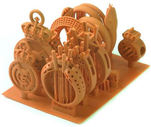 DLP-модель ювелирных изделий